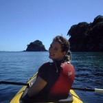 Kayaking in the Coromandel