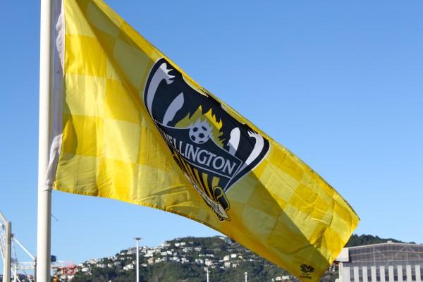 Phoenix flag Wellington