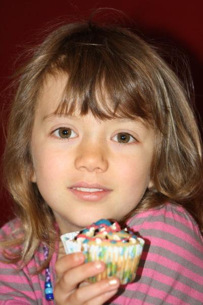 Charlotte's cupcake