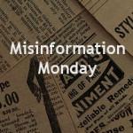 Misinformation Monday - Week 2