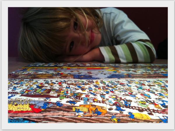 Where's Wally jigsaw