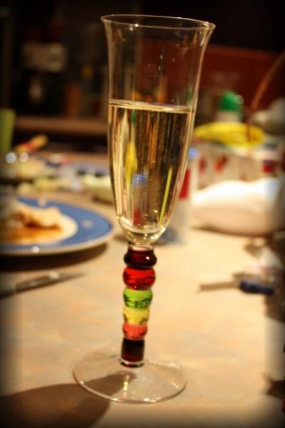 Champagne and Sunday Roast