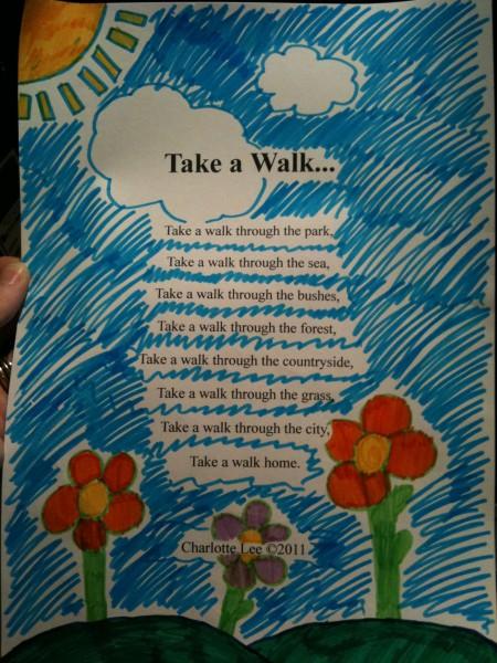Poem by Charlotte