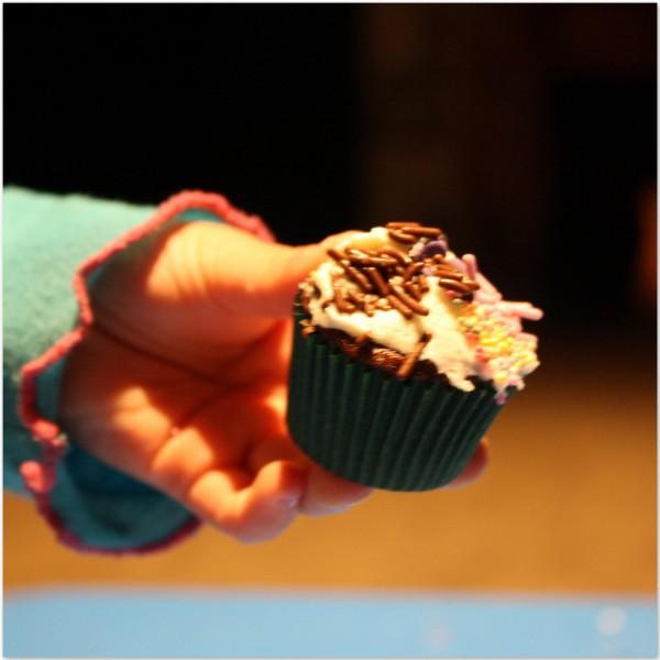 Unbirthday cake!