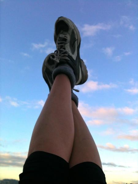 Stretch to the sky!