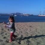 The beach - San Francisco