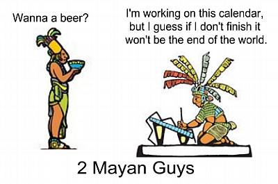 2 Mayan Guys