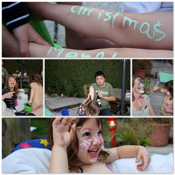 Christmas Eve fun