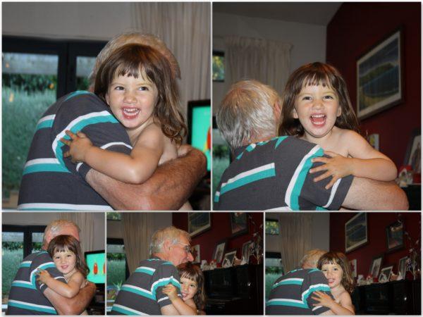 Granddad and Alice