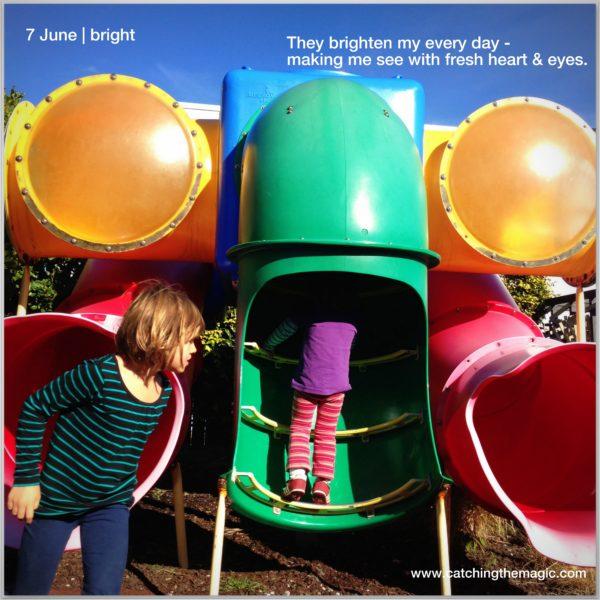 6 June bright