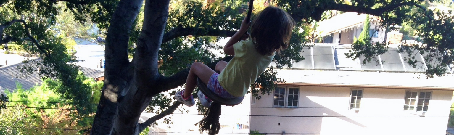 Tree swinging