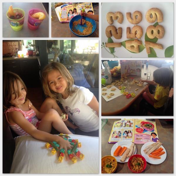 baking and maths