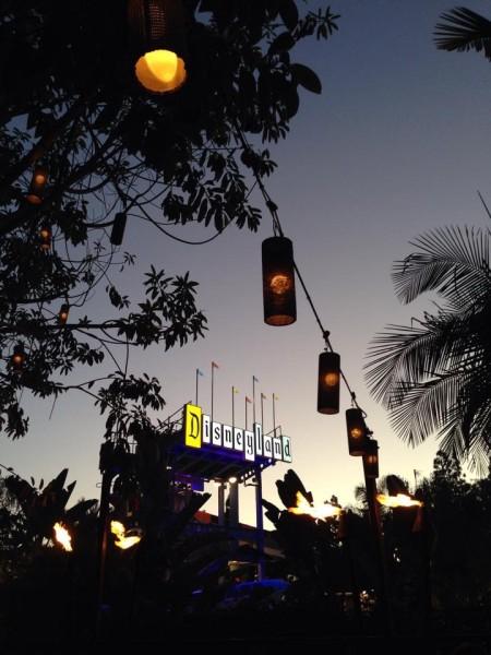 Disneyland Hotel California