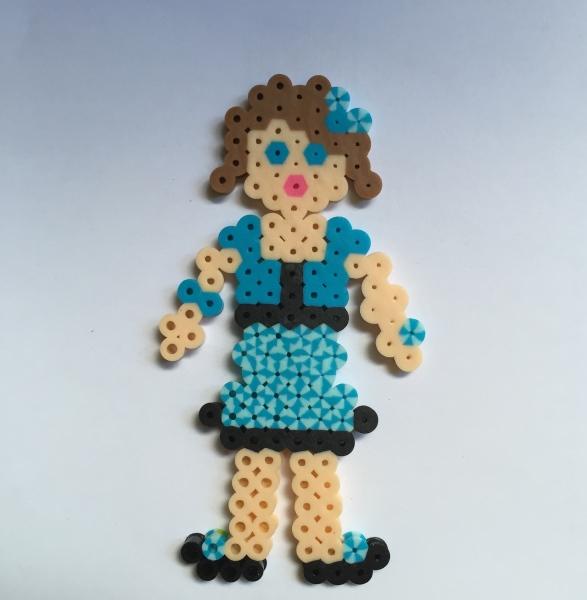 Bead doll