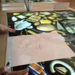 Light box drawing