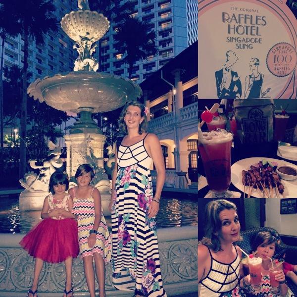 Raffles, Singapore