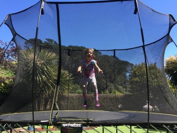 Bounce like a kangaroo!
