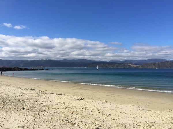 Scorching Bay Beach