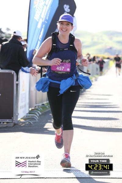 First Marathon Completed! YAH!